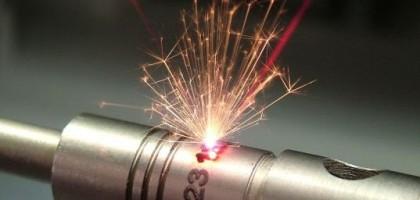 Codificação e gravação a Laser (Solaris)