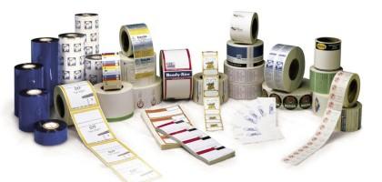 Etiquetas e Fitas de carbono (Ribbon)