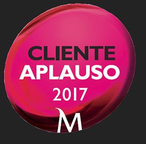 Logótipo empresa aplauso 2017
