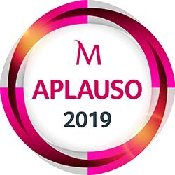 Logótipo empresa aplauso 2019